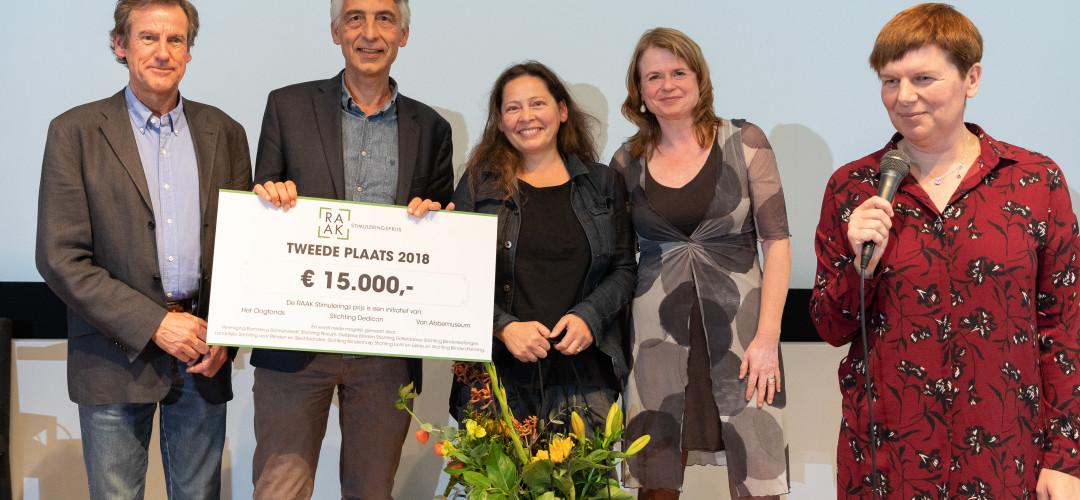 Museon wint tweede prijs