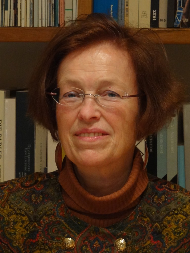 portret Johanna Jacobs