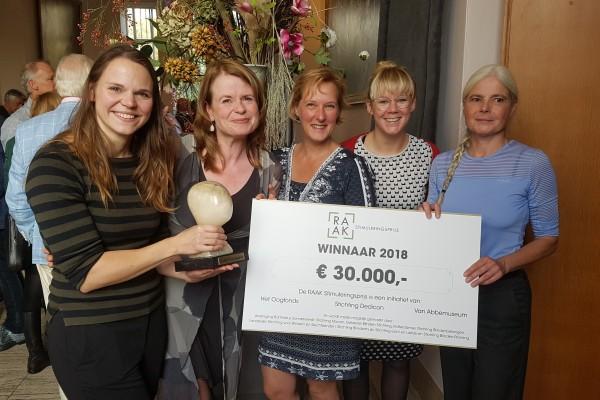 Winnaar RAAK 2018