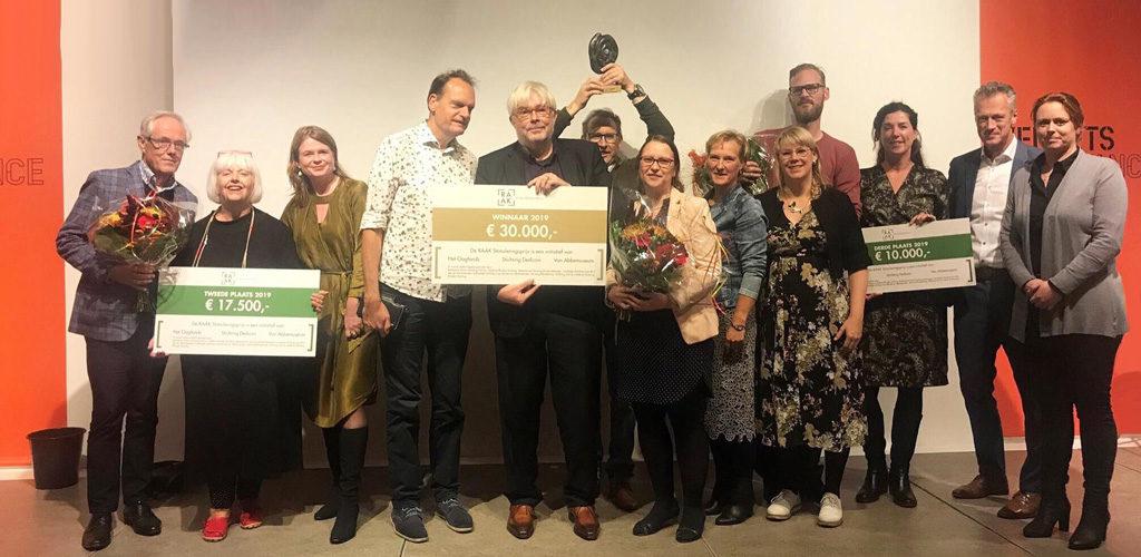 Finalisten RAAK 2019