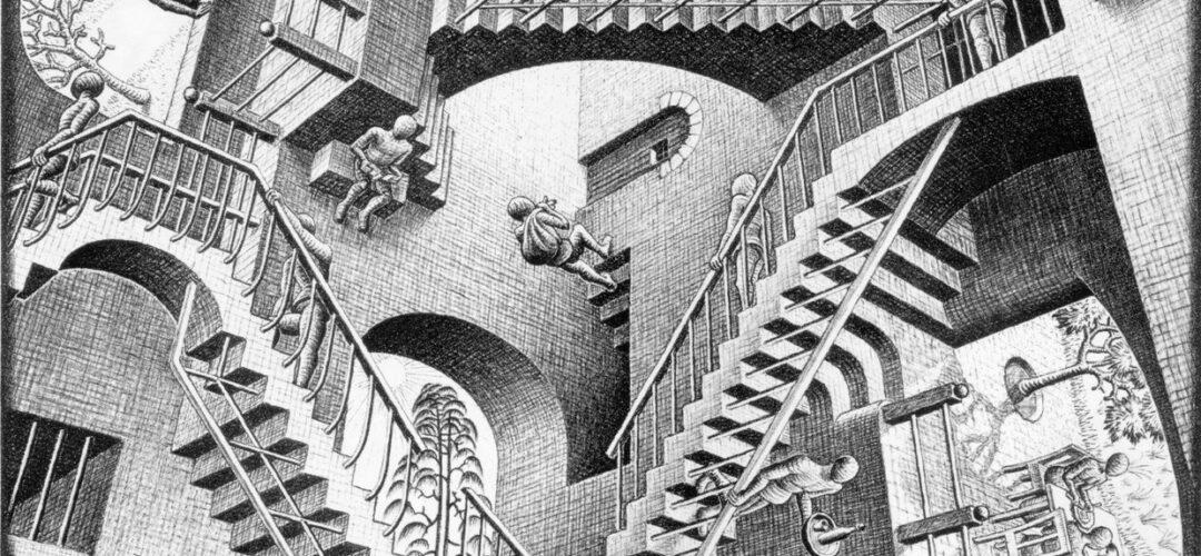 Escher in Het Paleis